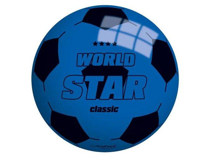 Fotbalový míč World Star 22 cm nafukovací