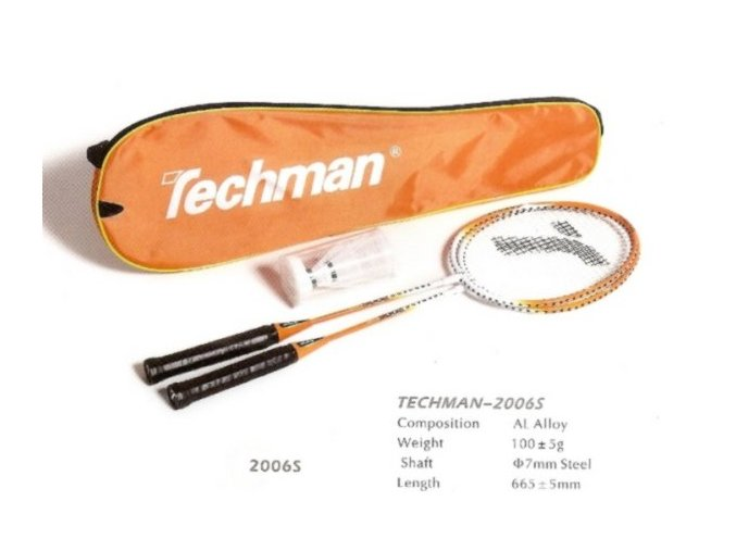 SEDCO Badminton set SUPER ALU 2006S