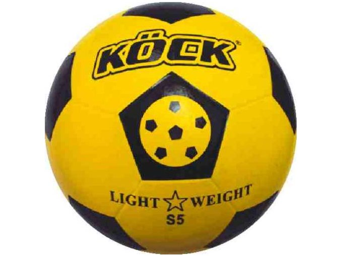 fotbal f 5 light rubber