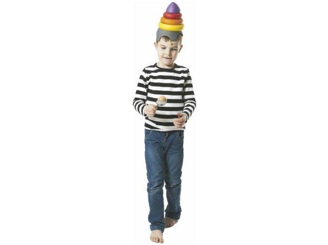 klobouk klaunu