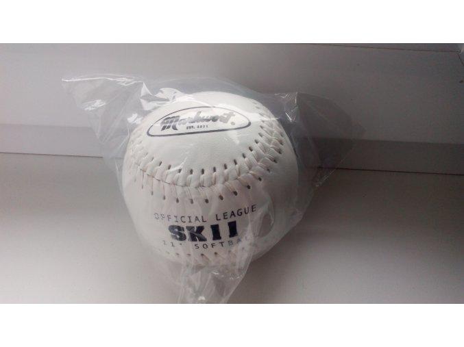 Míček softball MARKWORT SK11