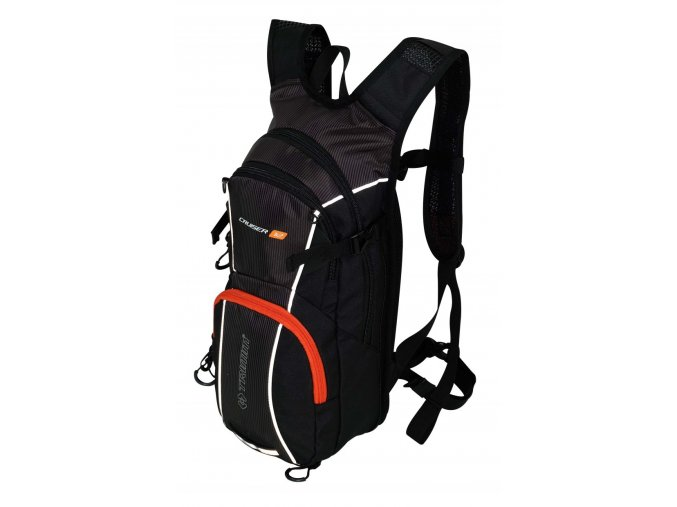 Batoh TRIMM CRUISER 12l, black/ orange