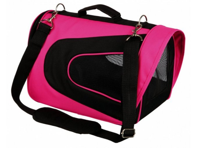 ALINA bag - nylonová přepravní taška se síťkou