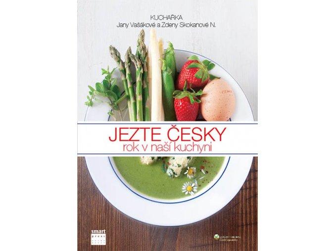 Smart Press Jezte česky - Rok v naší kuchyni