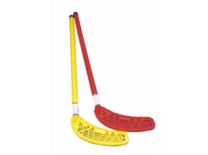 Florbalový set Original new 12 hokejek + 6 míčků
