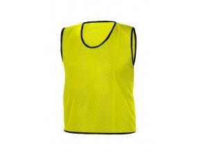 Rozlišovací dresy STRIPS ŽLUTÁ RICHMORAL velikost XL