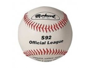 Basebalový míček Markwort S92 Official League