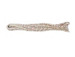 Lano na přetahování bavlna KV Řezáč 10 m červenorežná
