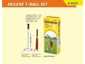 T ball set Deluxe