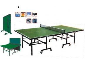Giant Dragon stůl stolní tenis 2001G TOP s pojezdem
