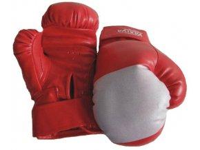 Box. rukavice SEDCO TG12P 12OZ červená