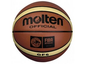 Basketbalový míč MOLTEN serie BGF
