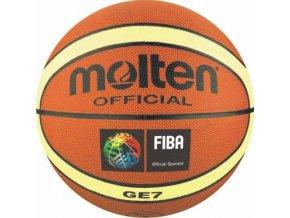 Basketbalový míč MOLTEN serie BGE
