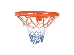 Basketbalová síťka barevná