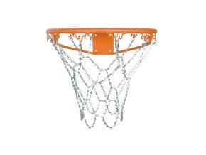 Basketbalová síťka kovová