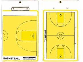 Basketbalová tabulka pro trenéra