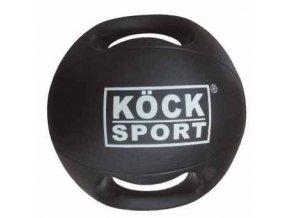 Medicinální míč Double 5 kg