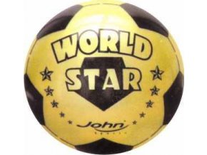 Fotbalový míč World Star 13 cm nafukovací
