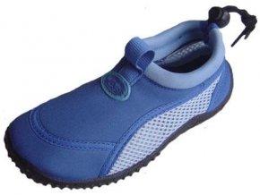 Boty do vody SCUBIA JR 28 modré