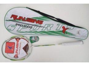 Badminton raketa CARBON Runjiang 1000
