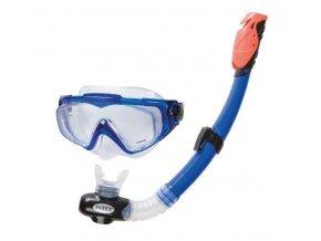 Potápěčský set SILICONE INTEX AQUA PRO 55962