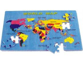 Mapa světa PN 200