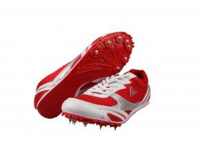 Univerzální běžecké tretry LA 500 Red
