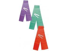 TOGU Powerband cvičební guma s klipem na spojení, 120 x 7,5 cm