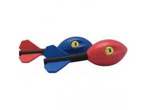 Mini raketa s píšťalkou