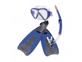 Potápěčská sada MERQUIS brýle+šnorch+ploutve