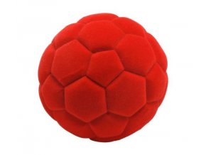 balonek soccer fotbal 10cm red