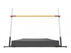 Laťka na skok vysoký FIBER-GRAPHITE SEDCO 4 m