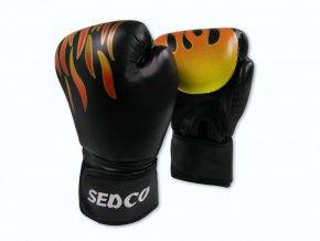 Box rukavice SEDCO TRAINING FIRE 16 OZ
