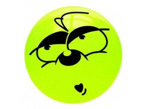 John Dětský míč Obličej veselý, 22 cm