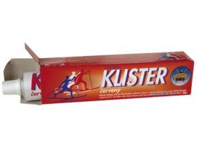 Běžecký vosk KLISTER červený