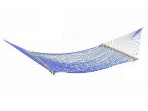 Závěsná houpací síť Blue 200x80 cm