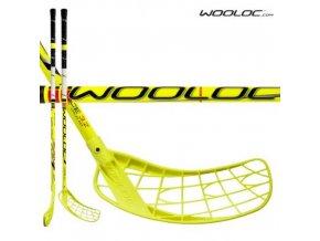 Florbalová hůl Wooloc Force 3.2, 96cm