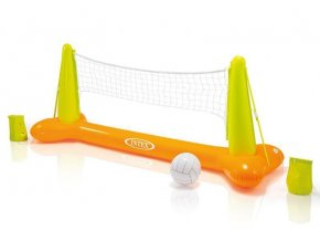 Nafukovací volejbal do bazénu INTEX barva oranžovo/žlutá