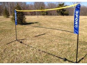 Síť na badminton se stojanem SPORT VICTOR SET NET art. 2012