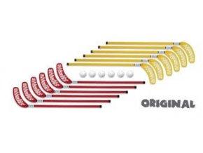 Sada Original florbal Unihoc 12+6