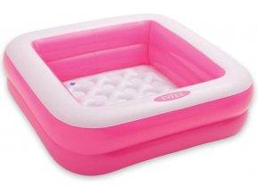 Dětský bazének čtverec Intex 57100RU