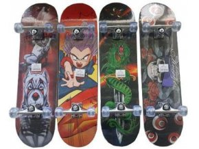 Skateboard SUPER BOARD 201 SPARTAN