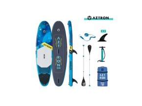 Paddleboard AZTRON SOLEIL ALL ROUND 335 cm SET