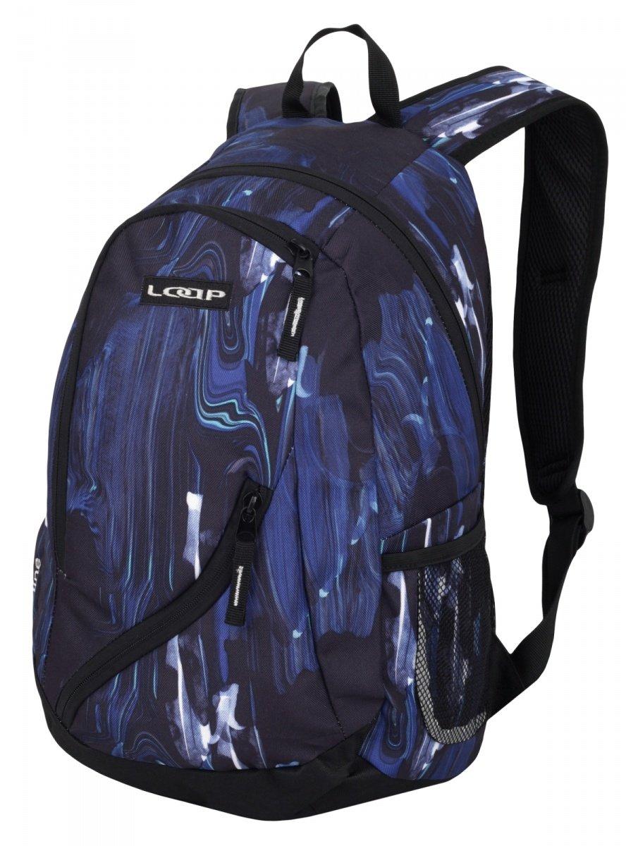 Školní batoh LOAP LINE 13 Barva: Fialová