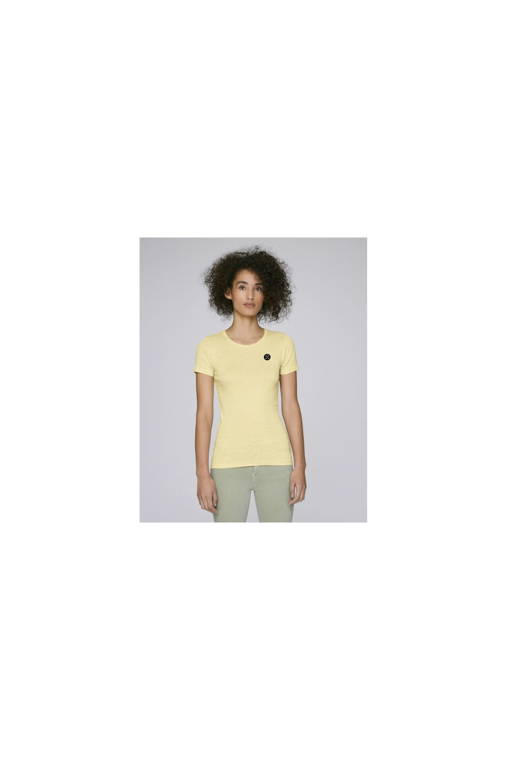 Tricko Log Fit Yellow 4