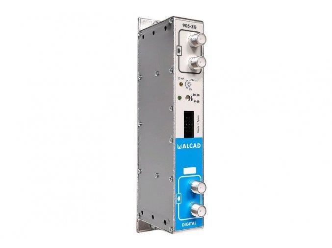 Alcad ZG431 / 32.kanál / kanálový zesilovač pro UHF pásmo