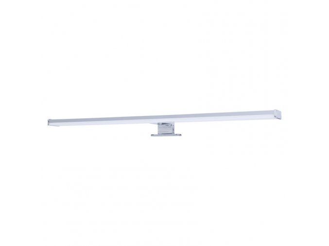 LED koupelnové osvětlení nad zrcadlo Solight WO748 stříbrné