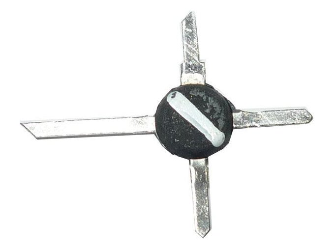 KF982 N MOSFET 20V / 0,04 0,3W 200MHz TO50 / BF982 /