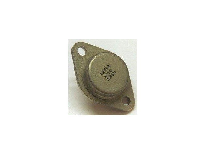 KD366 P Darl. 60V / 8A 60W TO3