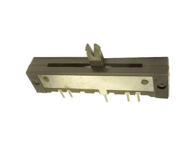100k / E TP642, potenciometer ťahový